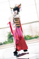 Hana Gate 7 Cosplay - Death Stare by the-mirror-melts