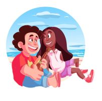 Steven and Connie by Paulycat