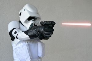 Scout Trooper edit by masimage