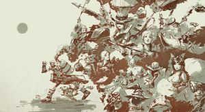 League of Legends by Alex-Chow