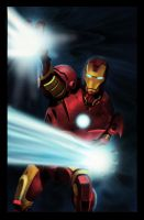 Iron Man will take you all on by wordmongerer