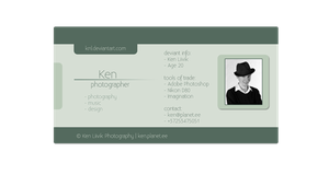 id template by KNL