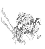 Spider-Man by Onore-Otaku