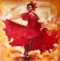Flamenco by danieleski