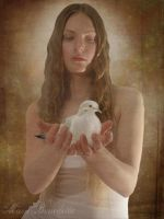 Take Wing Series: The Dove by SamanthaLenore