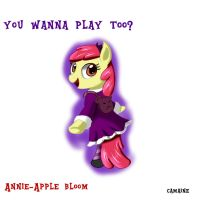 Annie Apple Bloom by Camaine
