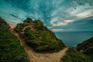 Coastal Bluffs by 5isalive