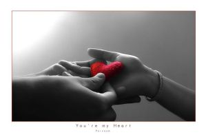 Your my Heart by pAiXAuM