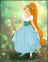 Thumbelina - Tiny Angel by madam-marla