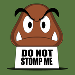 Do Not Stomp Me by RuneSlays