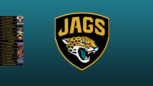 Jacksonville Jaguars 2013 Schedule Wallpaper by SevenwithaT