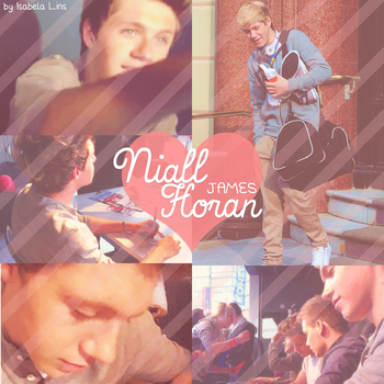 Niall Horan Collage by Isabelaliins