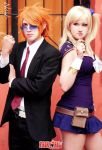 Lucy and Loki - Fairy Tail (Grand Magic Games) by Paz-Cosplay