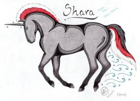 Shara-Moonglow Colored by SaraChristensen