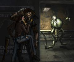 Fallout: A Seducing in REPCONN by Guyver89