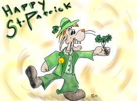 Anthro - St-Patrick Day by Pegarissimo