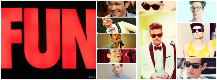 Nate Ruess - Collage by function-kei