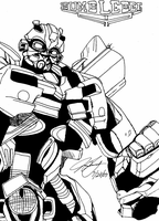 Bumblebee by TaintedTamer