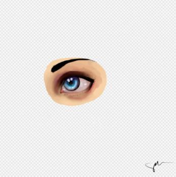 Eye apparently.. by CapraAgave