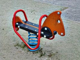 horse rocker by awjay