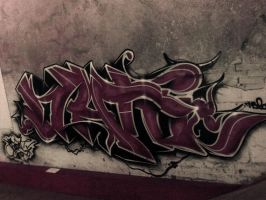 GRAFFITI by SMlLE