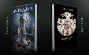 Ana Cruz Arts - The Art Book by LuneBleu