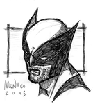 Wolverine by AleMonaco
