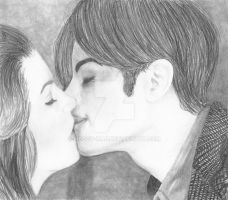 Michael and Lisa-Marie by Meggy-MJJ