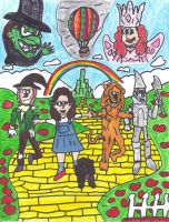 The Wizard of Oz by SonicClone