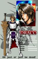 Profile - Draco Faust Williams by OCTheatre