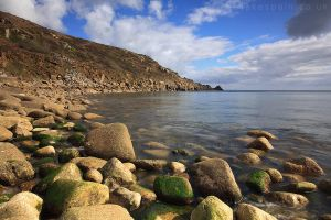Lamorna Afternoon by JakeSpain