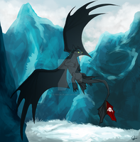 HTTYD - Toothless by SarcasticBrit