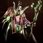 Rubick by QuirkyFace