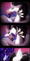 Love of king cobra by YUI-HII