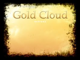 Gold Cloud Actions by Hvan
