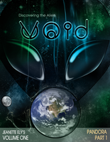 Alien Void Cover Art by ArcaneAvis