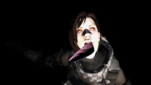 Infected Jill Valentine by Solidfreak123