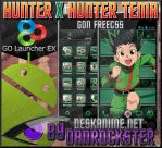 Gon Freecss Android Theme by Danrockster