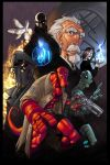 GreatLp's Hellboy by pulyx