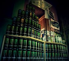 Monster Energy by Mandy0x