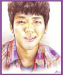 Woohyun by Aries85