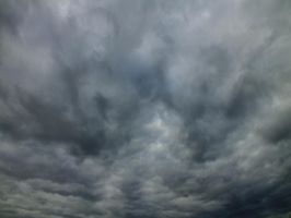 Cloudy sky - 20A by HermitCrabStock