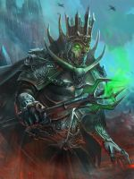 Lich King by AnastasiaReddress