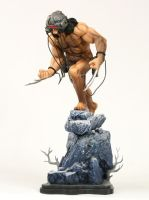 Wolverine Weapon X 'lab wired' by ThiagoProvin