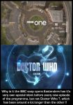 Doctor Who should have a special BBC ident by DoctorWhoOne