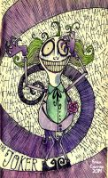 the joker by tim burton by franki02