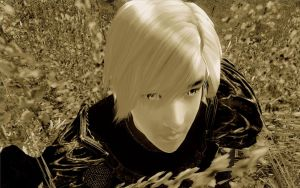 Young Dante TES IV Oblivion by Arivain-Shadowflare