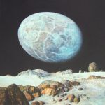 Haumea rising by TonHaring