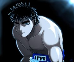 Hajime no Ippo - To Be Strong by W-E-Z