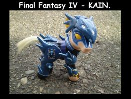 Custom MLP Kain - FF4 by CrowMaiden